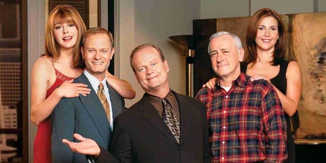 Frasier ran for over 11 seasons (Credit: CBS)