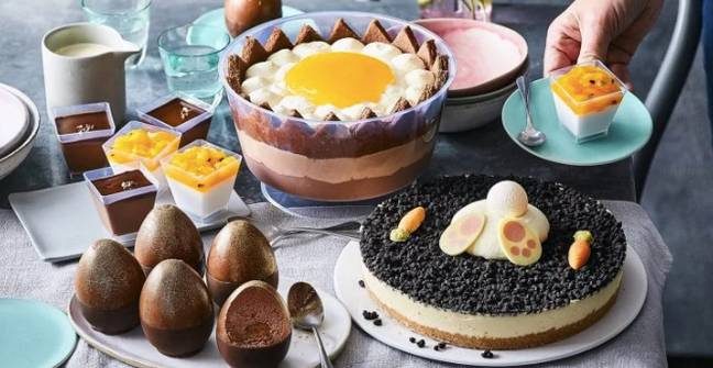 Easter just got a whole lot more exciting (Credit: M&S)