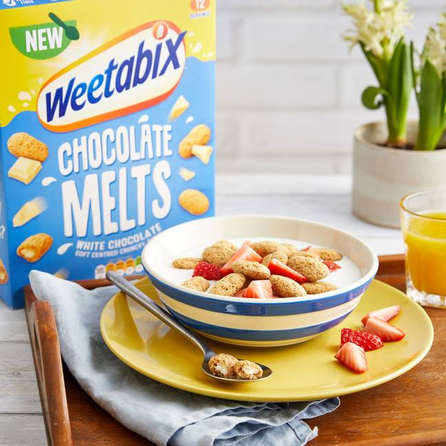 Just because breakfast is the most important meal of the day it doesn't have to be boring (Credit: Weetabix)