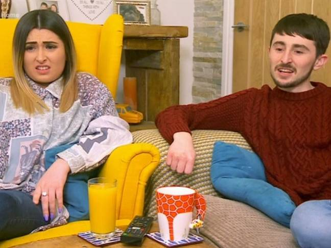 The siblings are our favourite pair on 'Gogglebox' (Credit: Channel 4)