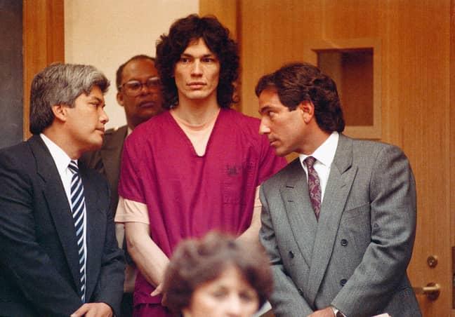 Ramirez had no pattern to his murders (Credit: Shutterstock)