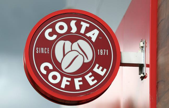 The delicious flavours are available now at Costa (Credit: PA)