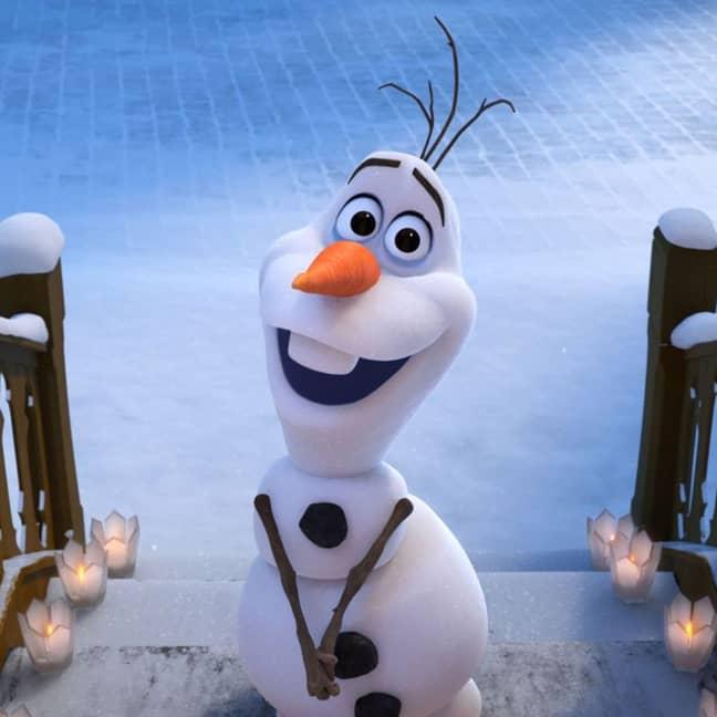 The short will focus on Olaf (Credit: Disney)