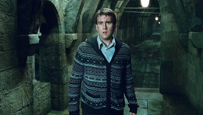 Hands up if you think Neville was robbed (Credit: Warner Bros)