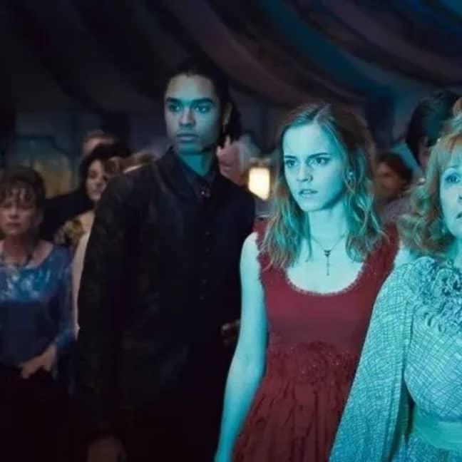 Regé-Jean was also in Harry Potter (Credit: Warner Bros)