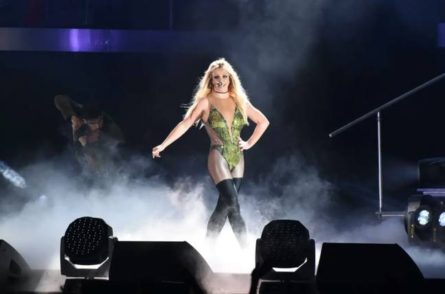 Britney Spears has headlined two Las Vegas residencies since the conservatorship began (Credit: PA)