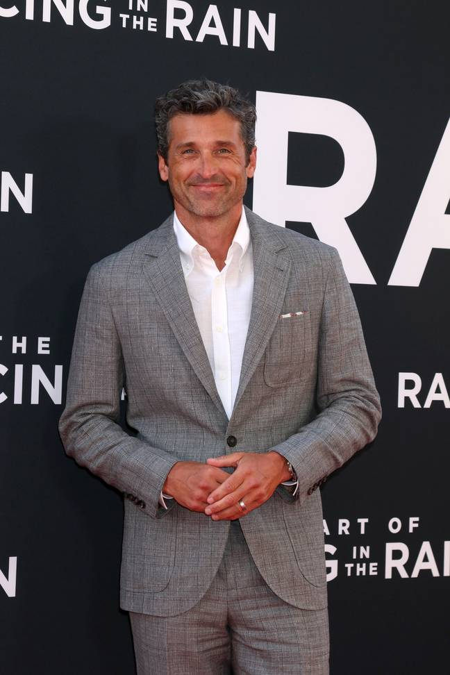 McDreamy will show off his singing skills (Credit: PA Images)