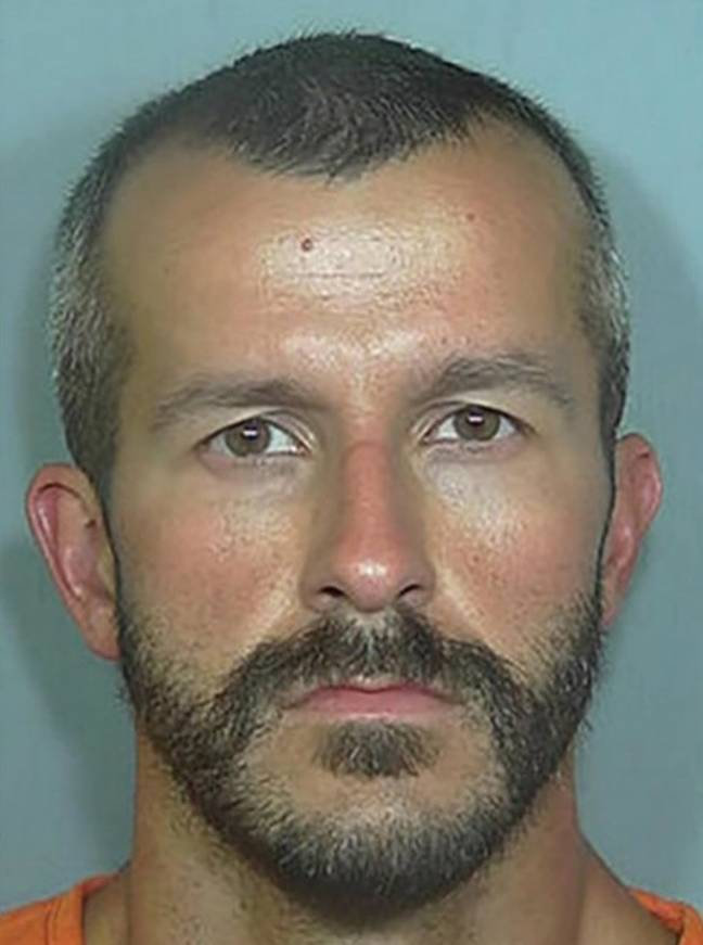 In November 2018, he was sentenced to three consecutive life sentences (Credit: Weld County Sheriff's Office)