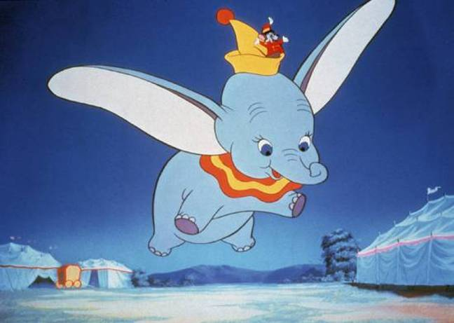 Dumbo also carries a racism warning (Credit: Disney)