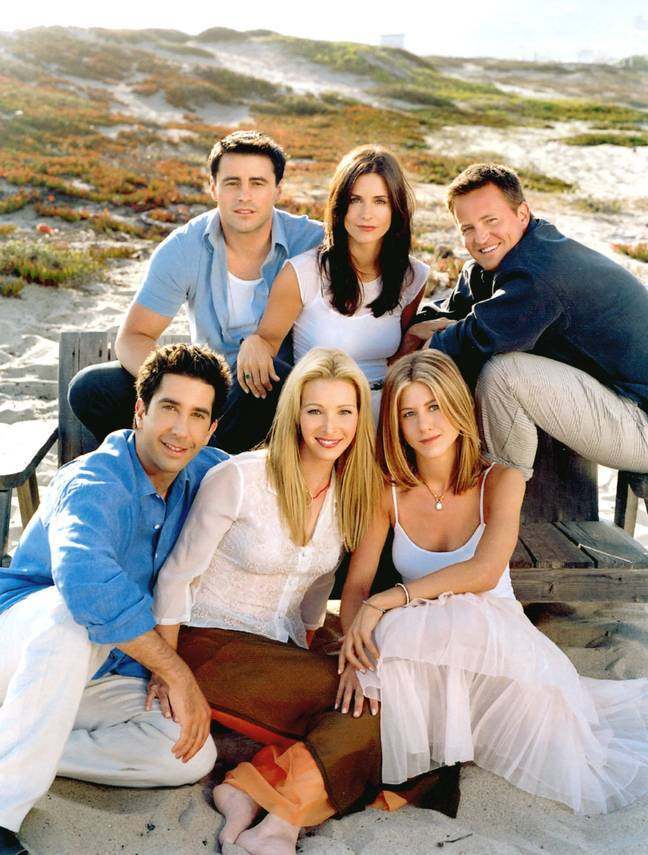 'Friends' ran for 10 seasons, from 1994 to 2004 (Credit: NBC)