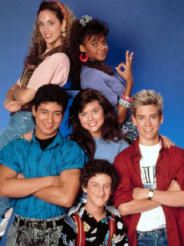 The original show ran for four series from 1989-92, scoring multiple re-runs on account of its popularity (Credit: NBC)