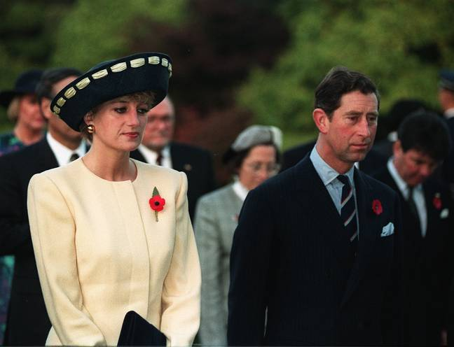 The film will document Princess Diana and Prince Charles' marriage breakdown (Credit: PA)