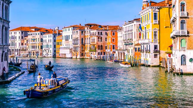 You can snap up flights and a 2-night stay in Venice for £99pp (Credit: Unsplash)