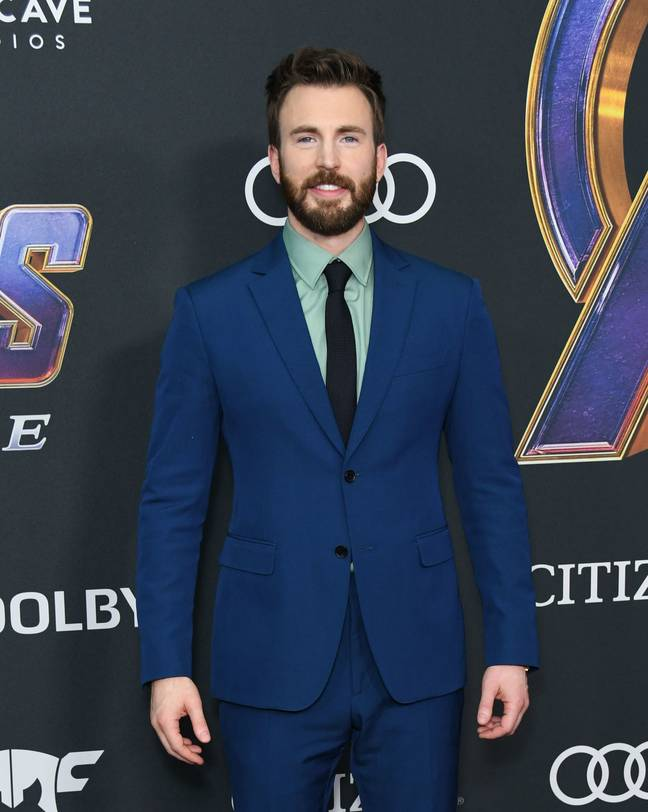 Chris Evans set social media ablaze earlier this week when he accidentally posted a NSFW pic (Credit: PA)