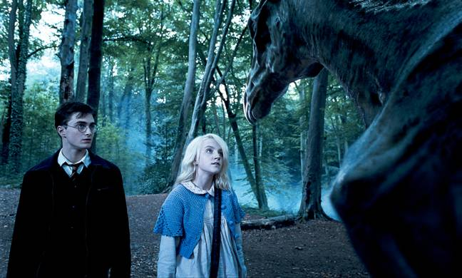 Luna is one of the few characters that is always on Harry's side (Credit: Warner Bros)