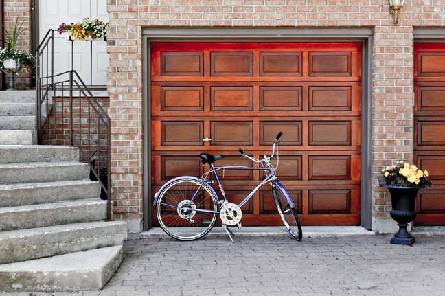 Say goodbye to worrying about whether you shut the garage door or not (Credit: Unsplash)