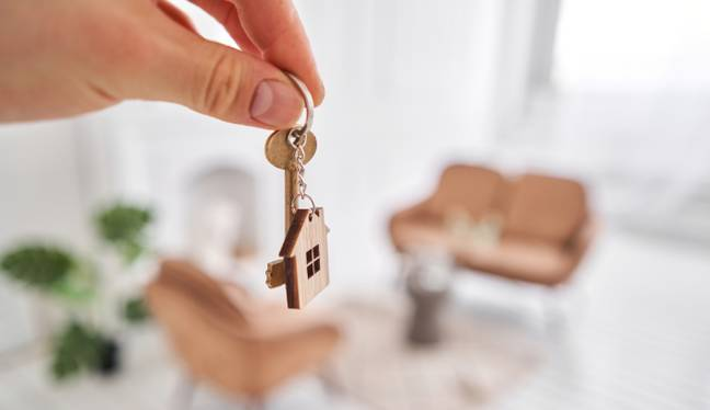 The second half of the year saw people return to the housing market, despite high prices (Credit: Shutterstock)