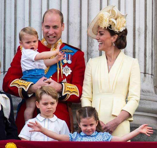 Will and Kate would like to return with their children (Credit: PA)