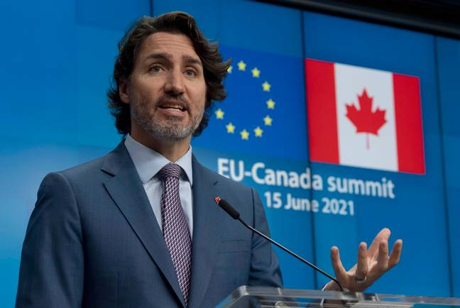 Justin Trudeau has pledged to tackle the violence faced by Indigenous women (Credit: PA)