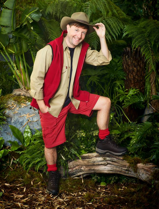 Irish comedian Andrew Maxwell is joining the ITV stalwart. (Credit: ITV)