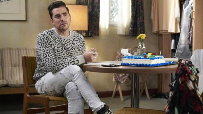Schitt's Creek fans, this is the present for you (Credit: CBC)