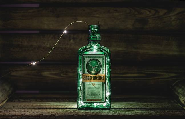 Christmas has come early with Jägermeister (Credit: Jägermeister)