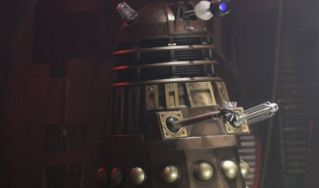 The Doctor Who experience is not one to miss (Credit: BBC)