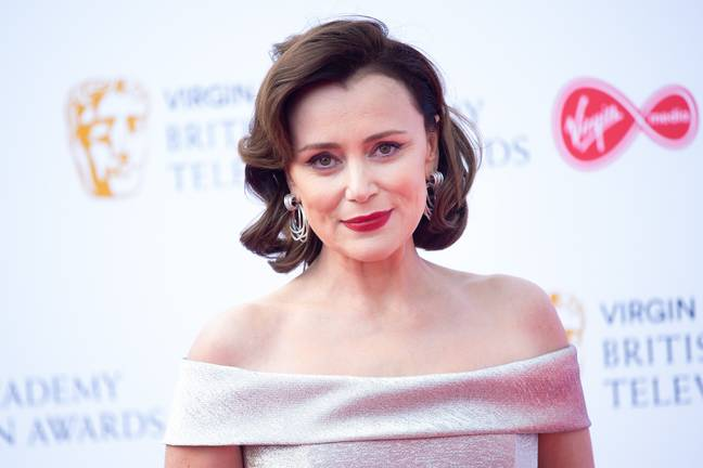 Keeley Hawes also serves as one of the show's executive producers (Credit: PA Images)