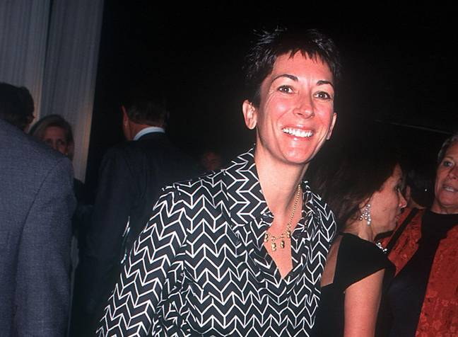 Ghislaine Maxwell was arrested in New Hampshire on Thursday (Credit: PA)