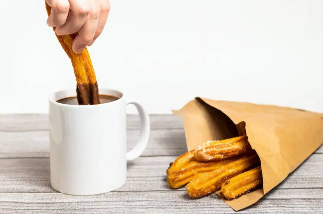 Churros are a big part of Spanish and Portuguese cuisine (Credit: Shutterstock)