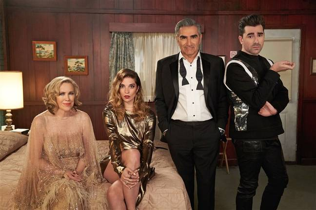 Schitt's Creek came to an end earlier this year but has continued to excite and intrigue fans (Credit: CBC)