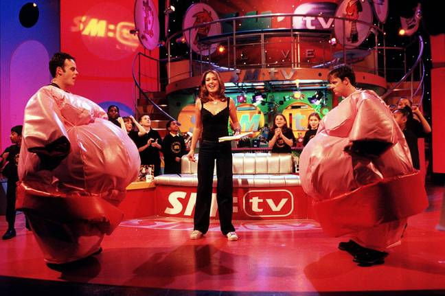The popular children's show was broadcast on ITV between 1998 and 2003 and featured segments like 'Wonky Donky' and 'Friends' spoof 'Chums'