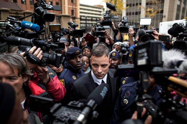 Many sad it focussed too much on Pistorius' career (Credit: BBC)