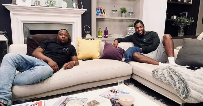 Mo The Comedian is one of many returning (Credit: Celebrity Gogglebox