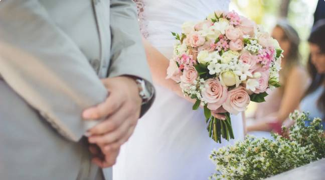 Restrictions on weddings is set to be lifted from 21st June (Credit: Unsplash)