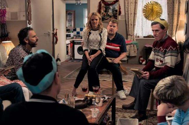 Fans will still be able to watch the comedy sitcom on BBC iPlayer (Credit: BBC)