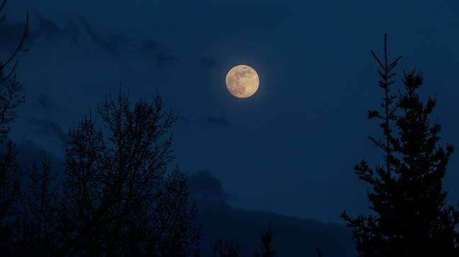 The Hunger Moon has a rather eery meaning (Credit: Unsplash)