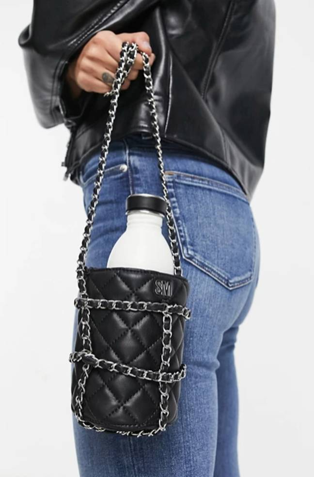 Steve Madden BQuench water bottle crossbody bag, £55 from ASOS (Credit: ASOS)