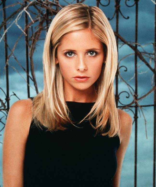 Some are comparing it to 'Buffy' (Credit: The WB)