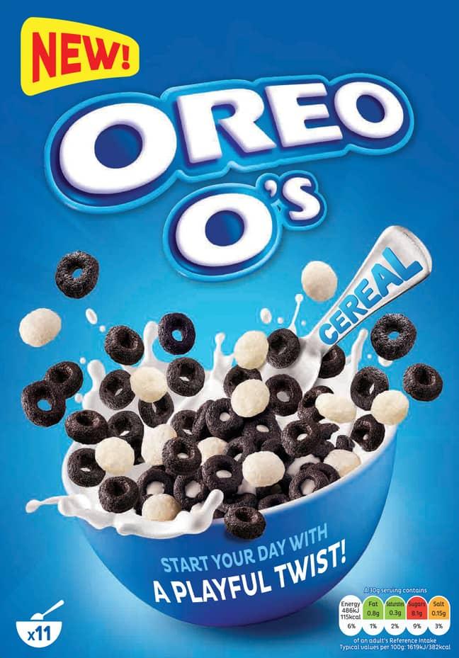 Oreo O's are a delicious treat for any Oreo fan (Credit: Oreo)