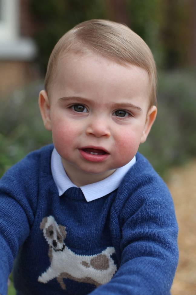 Credit: PA Images/Kensington Palace