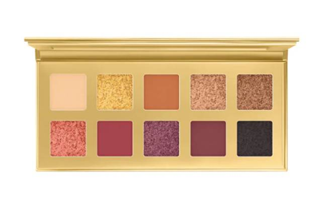 The 'Gilty Pleasure' palette is perfect for the party season. (Credit: MAC)