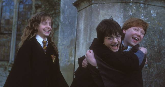 Harry, Ron and Hermione's adventures were our childhood (Credit: Warner Bros)