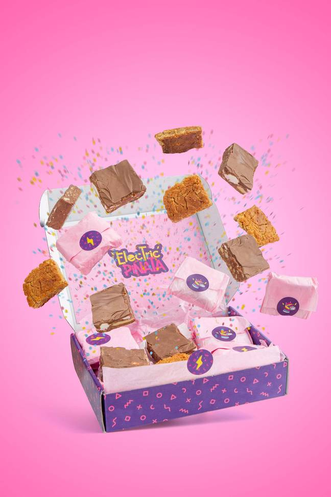 Electric Piñata have a full range of delicious treats you could get paid to try (Credit: Electric Piñata)