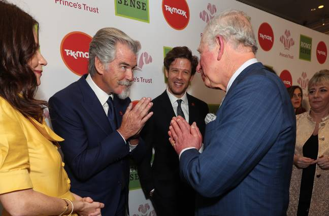 Charles attended the Prince's Trust Awards two weeks ago (Credit: PA)