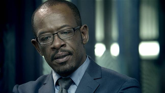Tony Gates had two daughters in the first season of Line of Duty (Credit: BBC)