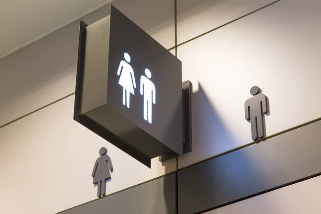 People have pledged to avoid public toilets (Credit: Shutterstock)