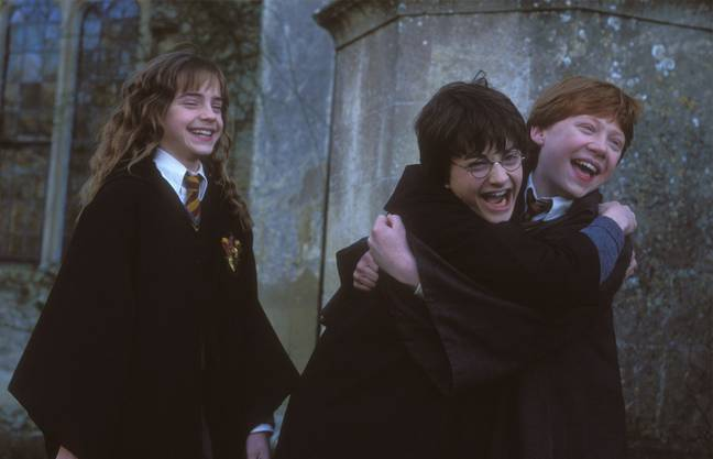 There's a movie marathon on the way for all Potter fans! (Credit: Warner Bros.)