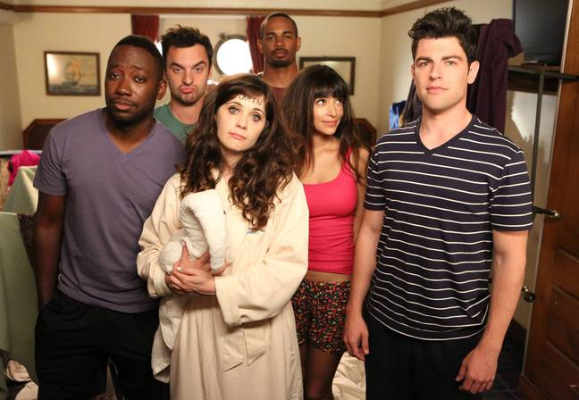 You can now watch New Girl on Netflix (Credit: Fox)