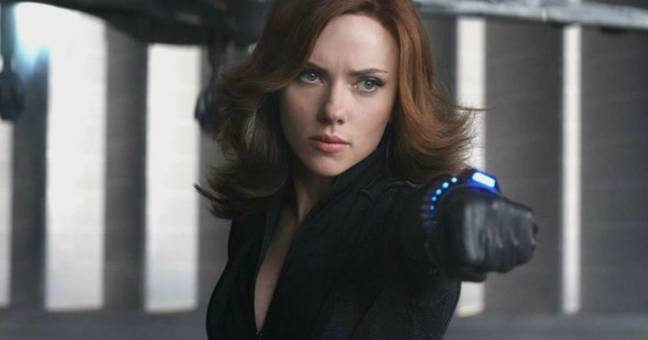 Scarlett Johansson will star in Black Widow - set to be released in May 2021 (Credit: Marvel)